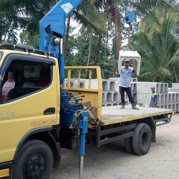 jual u ditch beton